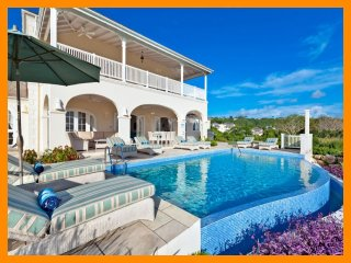 Barbados 280 - Access to 5* resort facilities, private infinity pool and staff