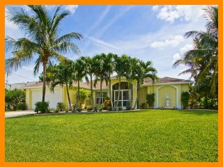Cape Coral 75 - Beautiful villa with private pool and tranquil location