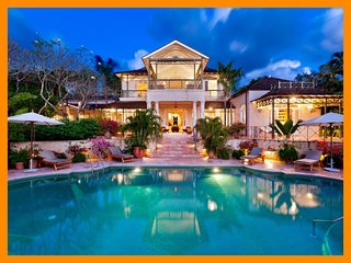 Beautiful 6 bedroom home on the platinum West Coast of Barbados, with private pool. Ideal for family getaways., The Garden