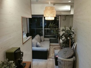 Close to Tokyo tower superb view top floor+roof top, Minato