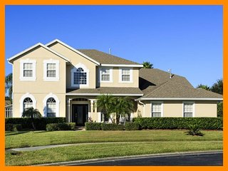 Formosa Gardens 5 - villa with pool, game room and theater room near Disney