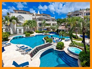 Fantastic 3 Bed Apartment with Pool, Sea Views, Speightstown