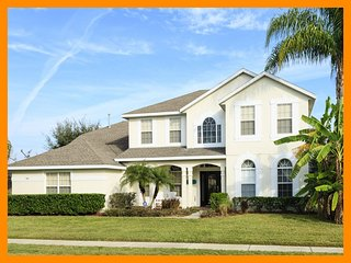Formosa Gardens 6 - villa with pool, game room and theater room near Disney
