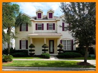 Reunion Resort 908 - 5 star villa with private pool near Disney