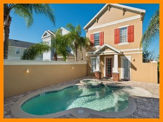 Reunion Resort 852 - Superior villa with private pool and game room near Disney