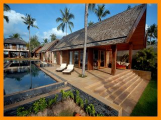 6018 - Beachfront luxury with Thai chef service, Lipa Noi