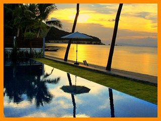 5027 - Beachfront luxury with Thai chef service, Lipa Noi