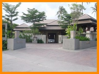 4043 - RESORT VILLA WITH POOL PERFECT FOR FAMILIES, Mae Nam
