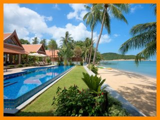 5025 - Beachfront luxury with Thai chef service, Lipa Noi