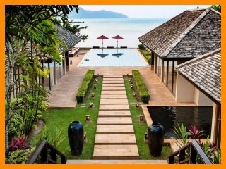 5102 - Beachfront luxury with Thai chef service