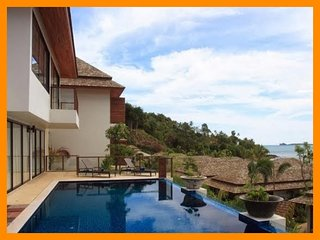 4137 - Fantastic seaviews with continental breakfast included, Mae Nam