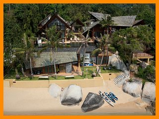 5144 - Beachfront luxury with Thai chef service, Lamai Beach