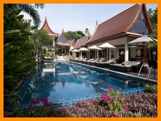 5148 - Beachfront luxury with Thai chef service, Lipa Noi
