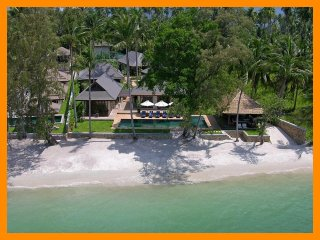 6153 - Beachfront luxury with Thai chef service, Lipa Noi