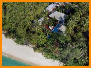 6139 - Beachfront luxury with Thai chef service, Lipa Noi