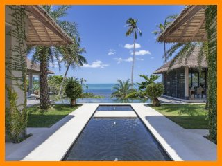 6167 - Beachfront luxury with Thai chef service, Bophut