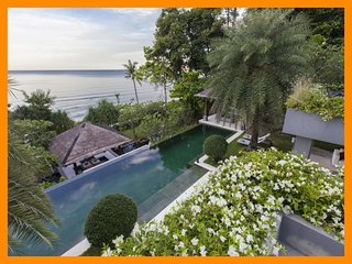 5168 - Beachfront luxury with Thai chef service, Bophut