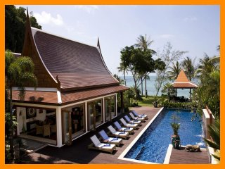 5179 - Beachfront luxury with Thai chef service, Lipa Noi