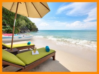 5180 - Beachfront luxury with Thai chef service, Lipa Noi