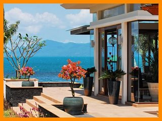 5003 - Beachfront luxury with Thai chef service