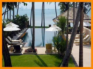 4143 - Beachfront luxury with Thai chef service, Lipa Noi