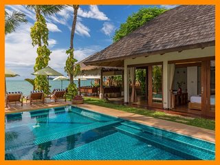 3029 - Beachfront luxury with Thai chef service