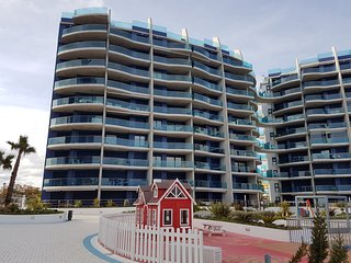 Sea Senses, Punta Prima. Luxury 2 bedroom 2 bathroom apartment.