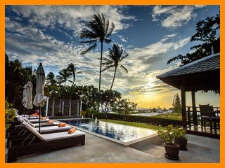 Plai Laem 1001 - Great value beachfront villa with private pool