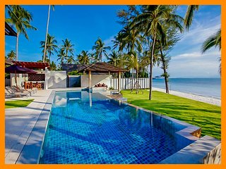6032 - Beachfront luxury with Thai chef service, Lipa Noi