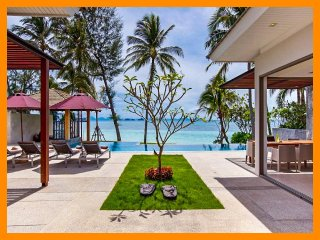 5032 - Beachfront luxury with Thai chef service, Lipa Noi