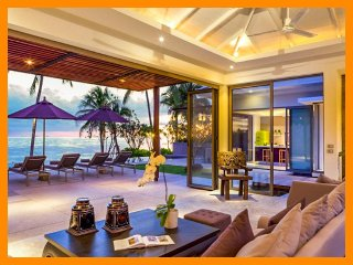 4032 - Beachfront luxury with Thai chef service, Lipa Noi