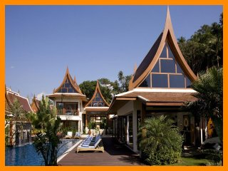 3179 - Beachfront luxury with Thai chef service, Lipa Noi