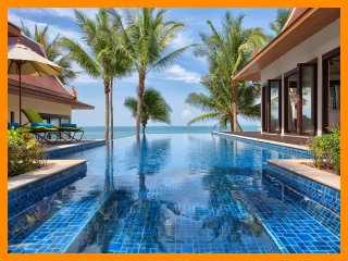4180 - Beachfront luxury with Thai chef service, Lipa Noi