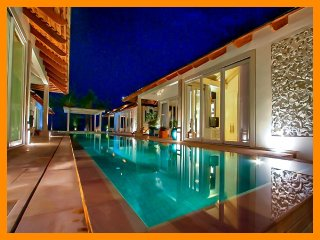 3066 - Beachfront luxury with Thai chef service and spa therapist, Bophut