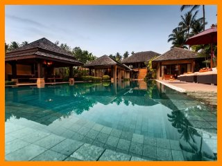 3102 - Beachfront luxury with Thai chef service