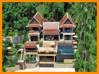 3108 - Seaview luxury with Thai chef service included, Lamai Beach