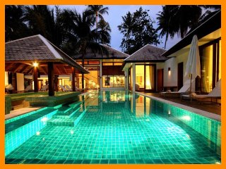 5139 - Beachfront luxury with Thai chef service, Lipa Noi