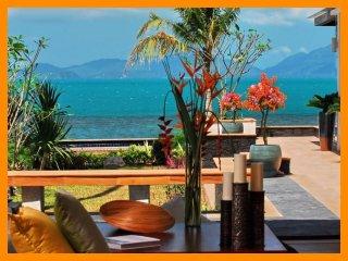 4003 - Beachfront luxury with Thai chef service