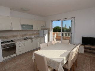 Birdy apartment 2 for 6 persons in Novalja