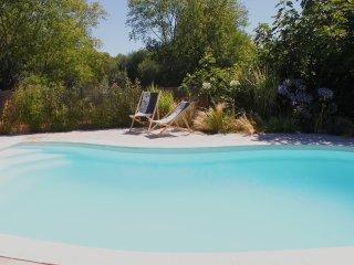 Le Clos du Marais, luxury in a natural paradise - Les Dimes Suite for 2, Curzon