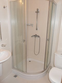 Ensuite with separate access