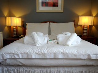 Standard Double Hotel Room, Bed & Breakfast Basis, Sleeping 2 Guests, Kilconquhar