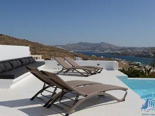 Villa in Mykonos : Ornos Area Villa Artemisia, Agios Ioannis