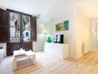 Las Ramblas 2 bedroom 4B apartment, Barcelona