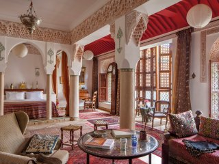 suite executive au riad rafaele