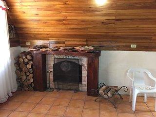 Cabana en las montanas de San Rafael Heredia