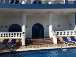 Apartment in Villa with outdoor pool, beautiful rural surroundings