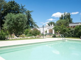 Trullo Jemma - private pool, free wifi, BBQ, Ceglie Messapica