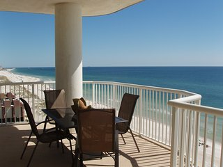 Cindy Lou's 3BR/3BA Beachfront 10th Floor East Corner Unit in Island Royale!, Gulf Shores