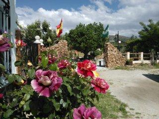 Casa de alquiler de vacaciones en un entorno rural, Cúllar